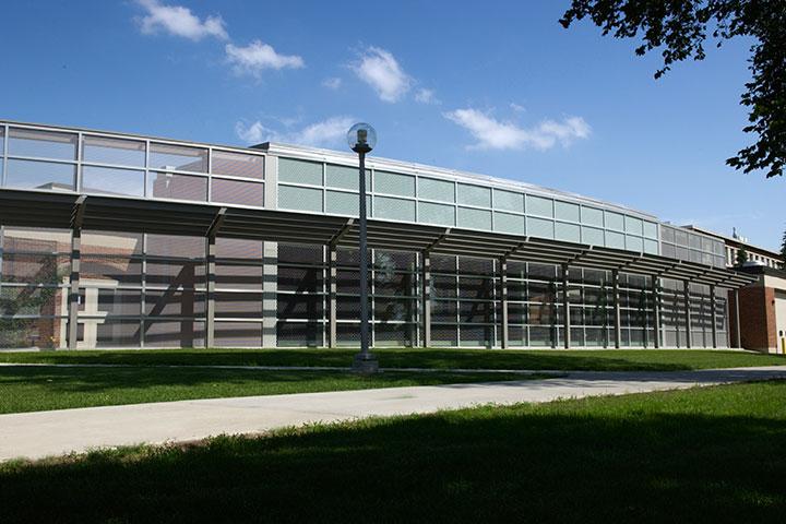 Ndsu Research Building