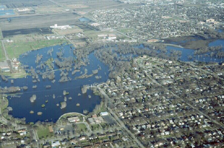 Fargo Flood Information