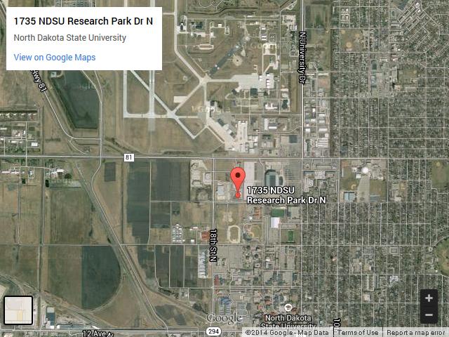 Ndsu Campus Map Pdf.Map Location Research And Creative Activity Ndsu