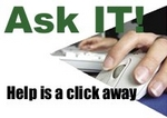 Ask IT! Help is a click away