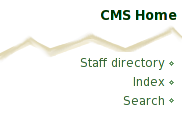 Navigation link text is now Staff directory