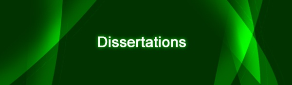 Education dissertations