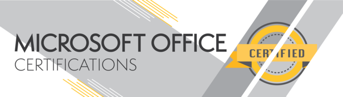 microsoft ms office certification