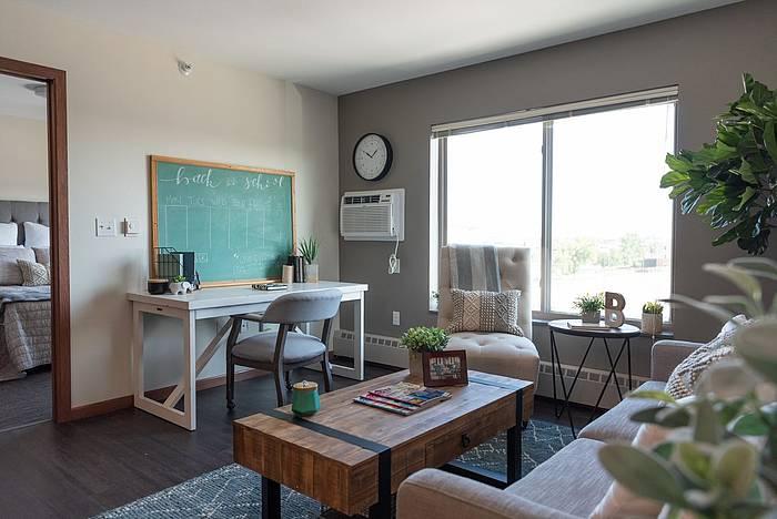 Apartment 1701 Residence Life Ndsu