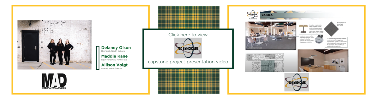 Capstone Projects Apparel Merchandising Interior Design And Hospitality Management Department Ndsu