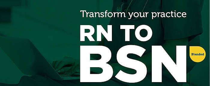 rn to bsn coursework The rn to bsn completion program curriculum has a total of 120 credits and is made up of three parts: basic nursing courses, general education requirements and upper.