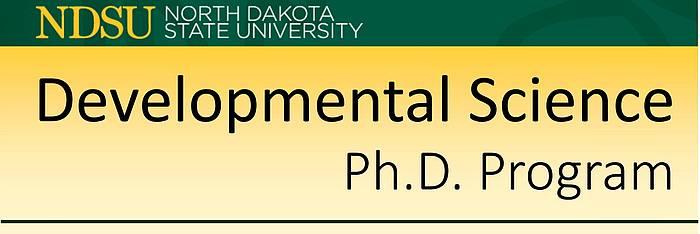 developmental science ph d human development and family science