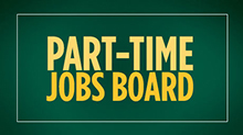 Part-time Jobs Board