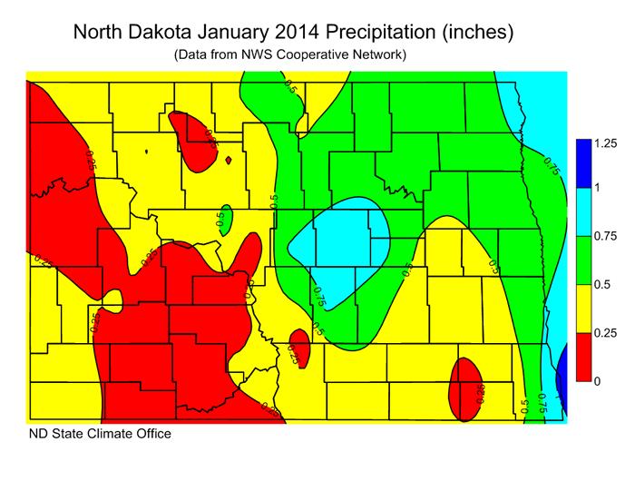 2014 | North Dakota State Climate Office | NDSU