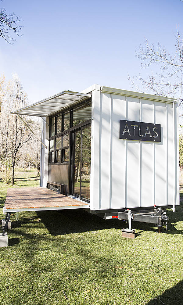 Architects find big satisfaction in tiny house NDSU News NDSU