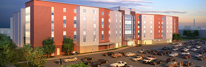 Cater Hall Opening Fall 2019 Residence Life Ndsu