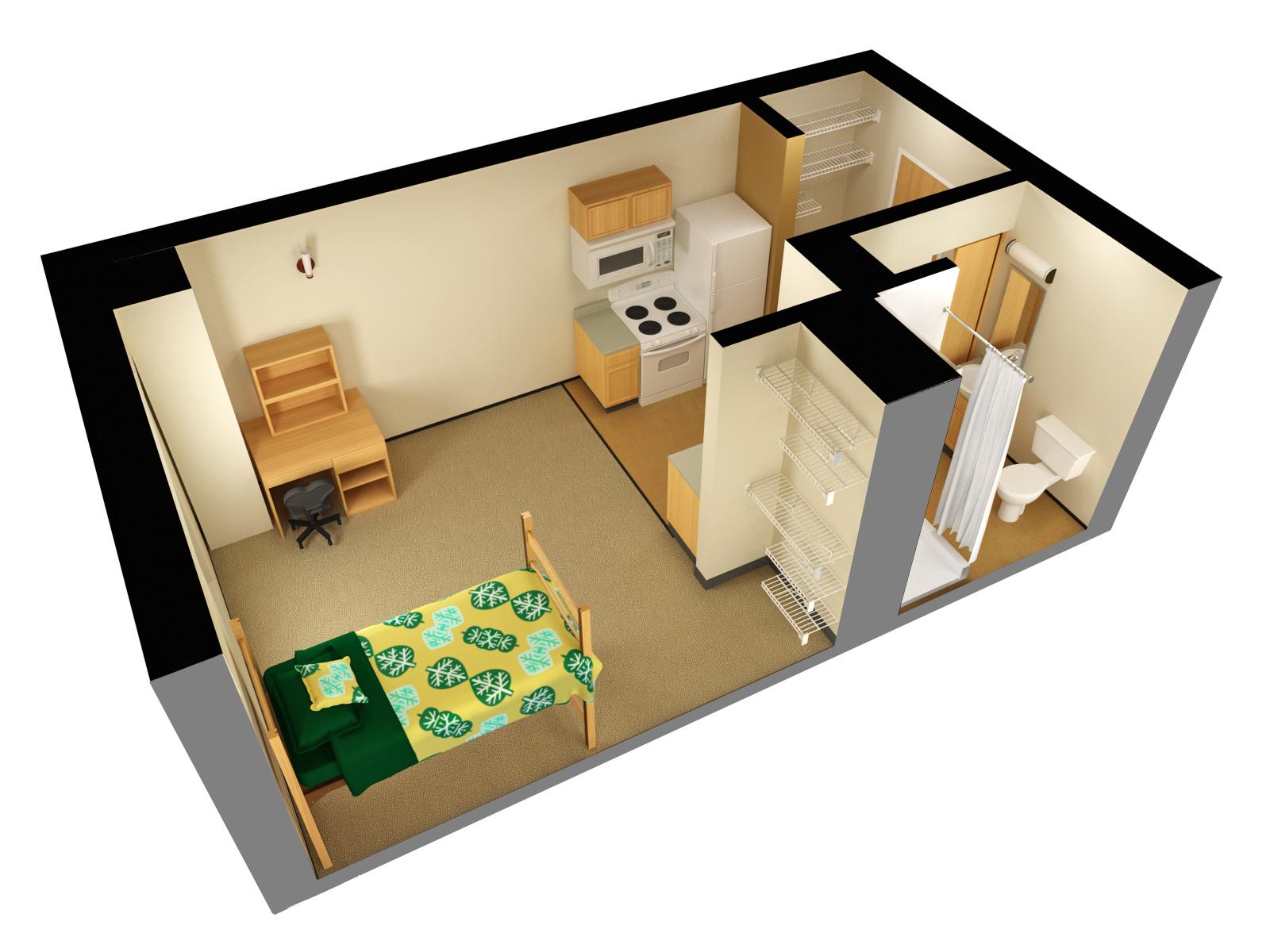 Mathew Living Learning Centers Residence Life Ndsu