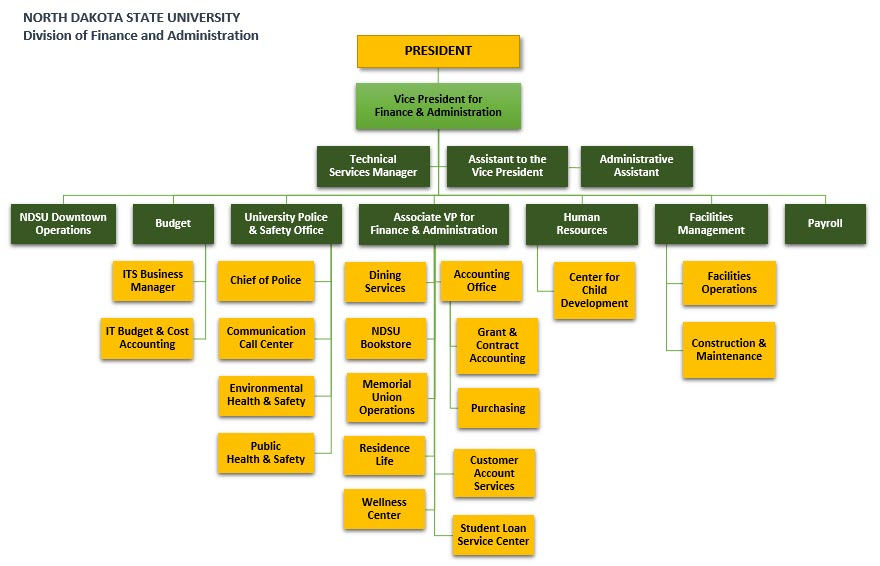 Elegant View The VPFA Org Chart