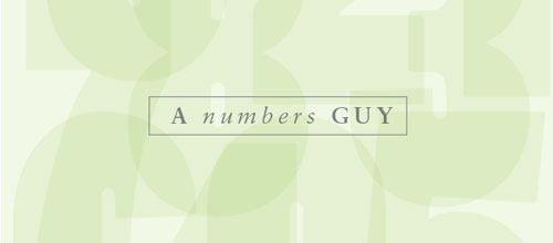 A Numbers Guy