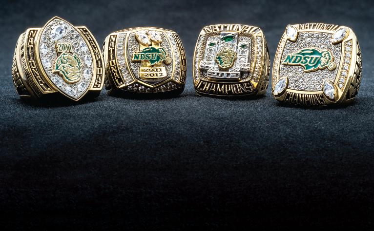 National Championship Football Ring