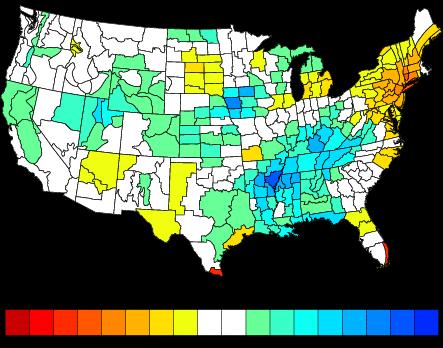 September Precipitation Analog