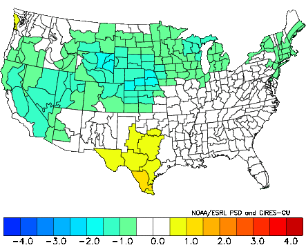 September Temperature Analog