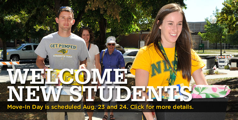 Move In Day August 23 and 24, click for more details