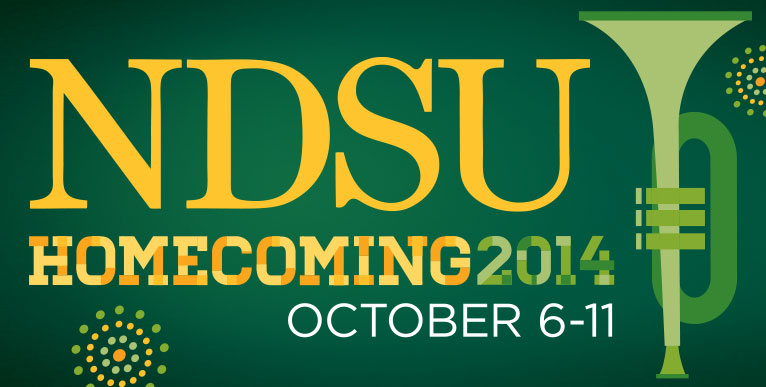 NDSU Homecoming 2014, October 6-11