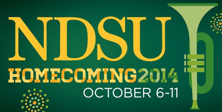 NDSU Homecoming 2014, October 6-11
