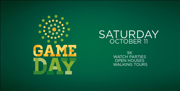 NDSU Homecoming 2014, Schedule for Saturday October 11