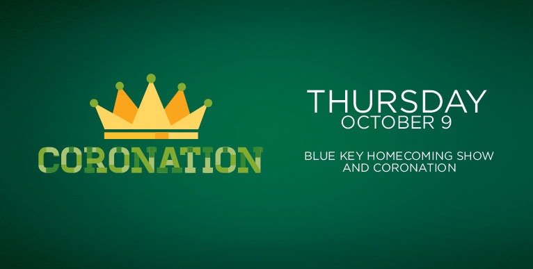 NDSU Homecoming 2014, Schedule for Thursday October 9