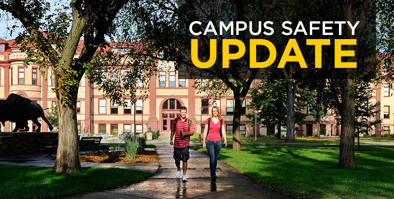 Update to Campus Safety Statement