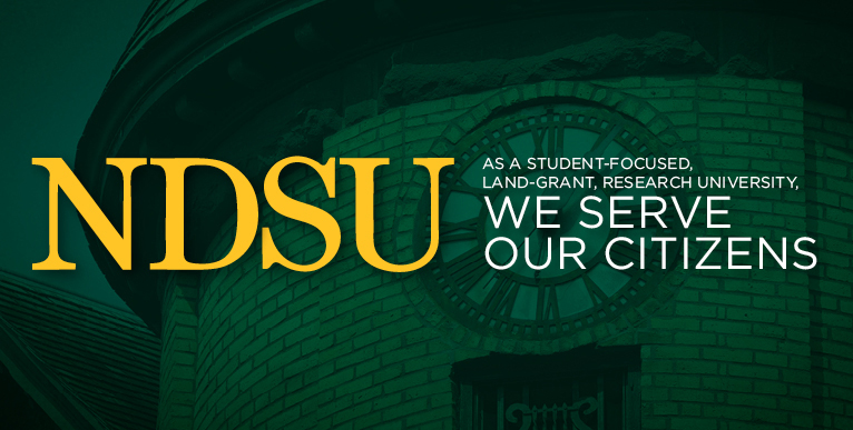 As a student-focused, land-grant, research university, we serve our citizens. Click for the Reach of NDSU maps.