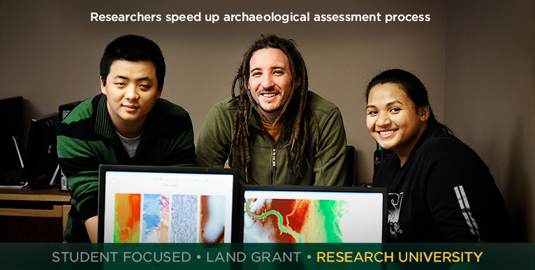 Researchers speed up archaeological assessment process