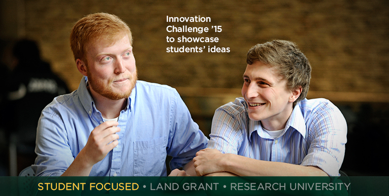 Competition to showcase students� innovative ideas