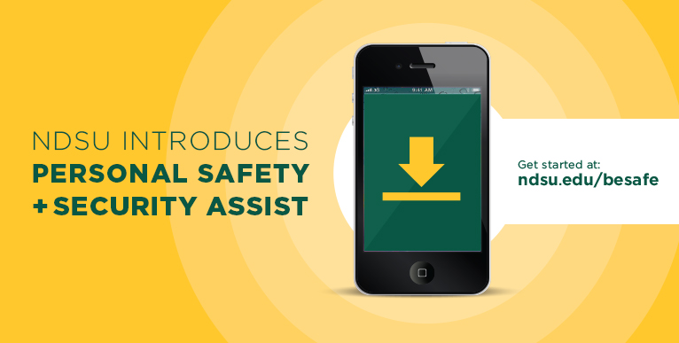 NDSU introduces safety service that uses smartphone application