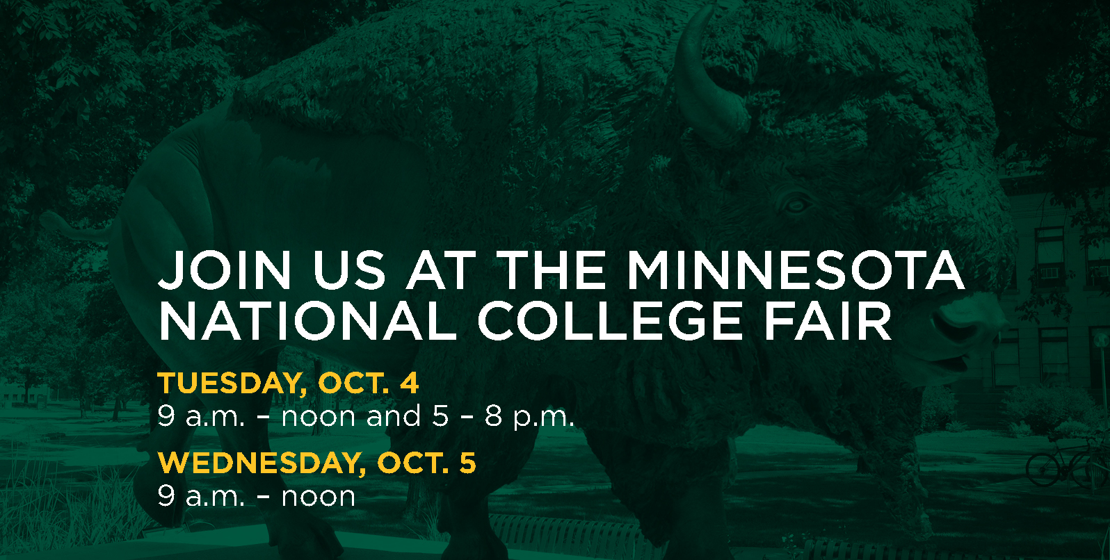 Join us for the Minnesota National College Fair