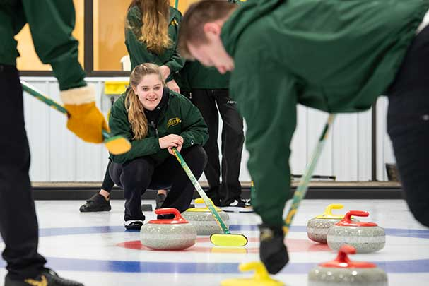 ndsu curling club