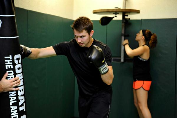 wellness center boxing studio