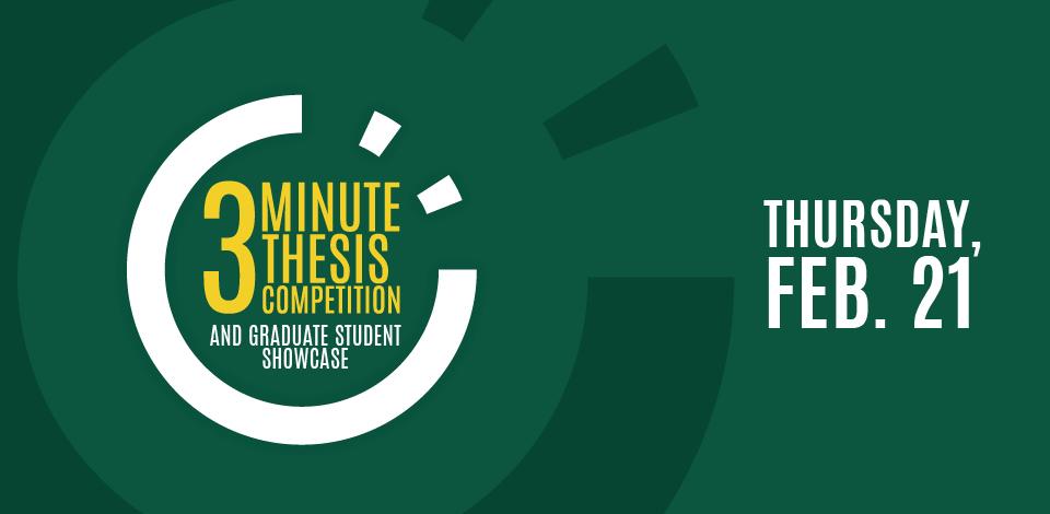 ndsu three minute thesis