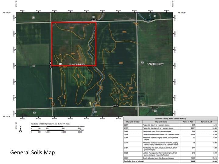 Salt Affected Soils – NDSU Soil Health
