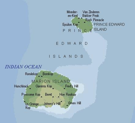 Prince Edward Islands Prince Edward I...