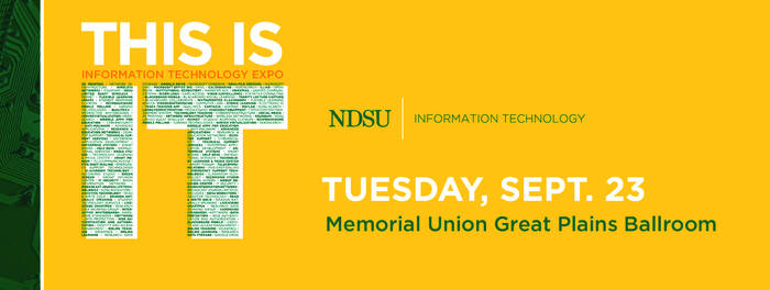 NDSU Information Technology Expo